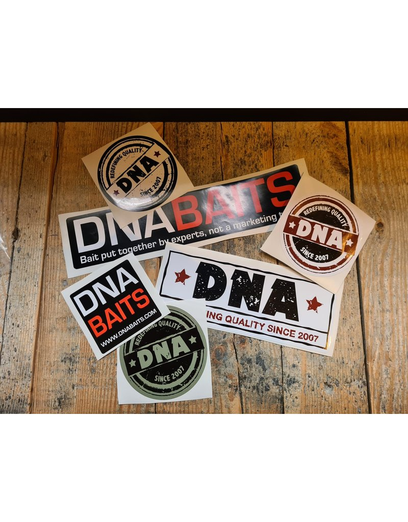 DNA Baits Stickerpack DNA Baits