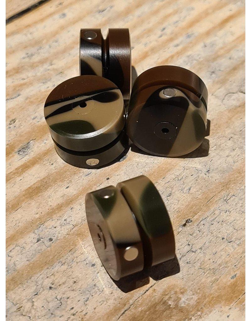 Kudos Tackle 4 Mag Rollerwheel Steve Neville Alarms