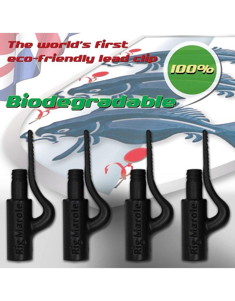Rigmarole Freefall Lead clips - Biodegradable