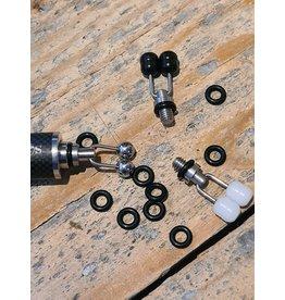 M2 Bait and Tackle Bobbin o-rings