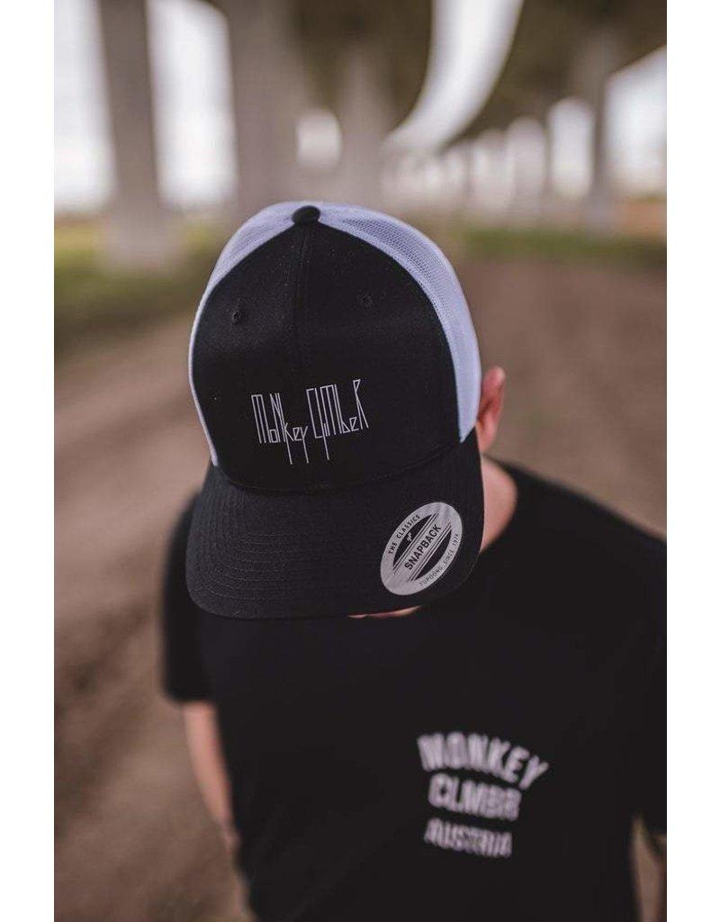 Monkey Climber CPTL Trucker cap black and white