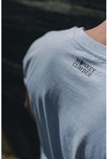 Monkey Climber Scratch the surface tee grey
