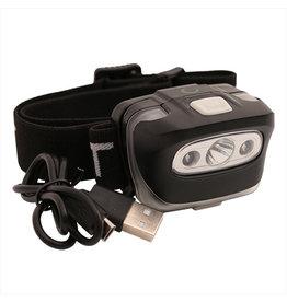 Gardner Pulsar USB Headtorch