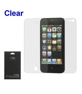 Screenprotector iPhone 5(s)/SE Tweezijdig