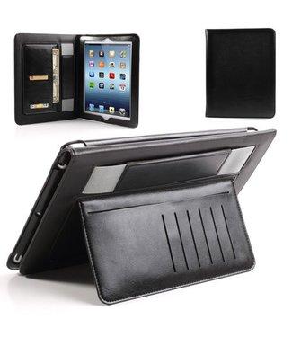 MOIST MOIST Wallet Leren Case voor iPad 2, 3, 4 - Zwart