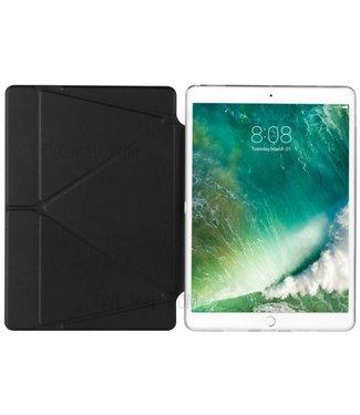 MOMAX Smart Origami standaard PU lederen + TPU tablet hoes voor iPad Pro 10.5 (2017)