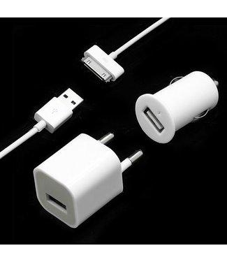 3 in 1 adapter voor iphone 4/4s ipad 2,3