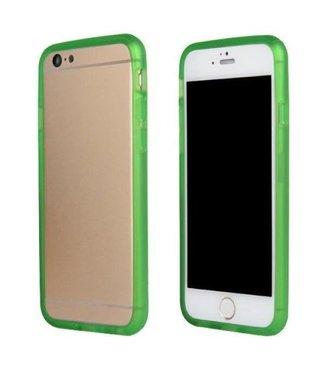 TPU Bumper iPhone 6(s) - Groen