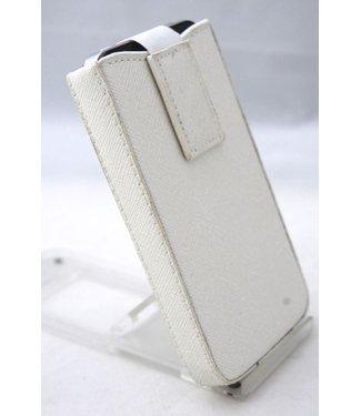 Insteekhoesje wit voor iphone 4/4S