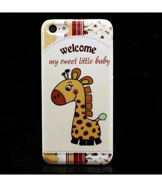 Giraffe iPhone 5C Hardcase