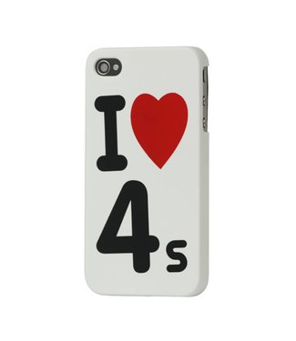 Back cover I Love 4S