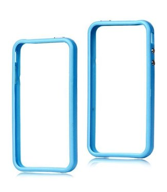 Bumper case blauw iPhone 4/4s