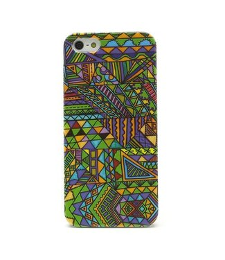 Aztec tribe triangle iPhone 5