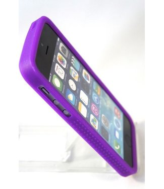 Bumper iphone 5/5s paars
