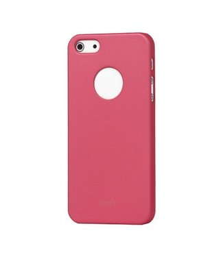 Moshi Moshi Rubbercoated iPhone 5/5S Case Roze