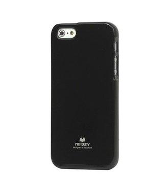 Moshi TPU  iPhone 5/5S Case Zwart met lichte glitter