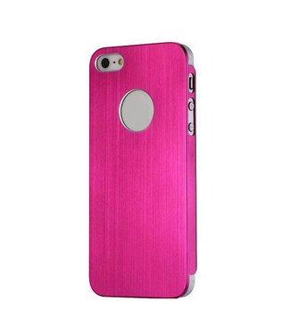 Aluminium Slim Case iPhone 5 Roze