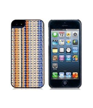 Discovery Discoverybuy Weave Ontwerp beschermhoes voor de iPhone 5 5S