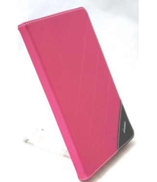 TVC PU Lederen Hoes voor iPad Mini - Roze