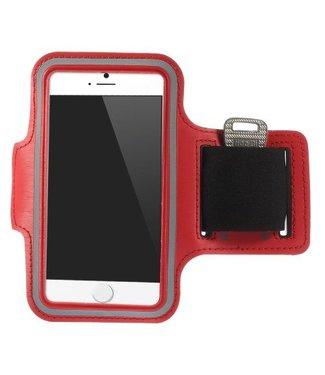 Sportarmband iphone 6 - rood