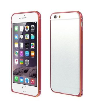 TVC Aluminium Bumper iPhone 6(s) plus - Roze