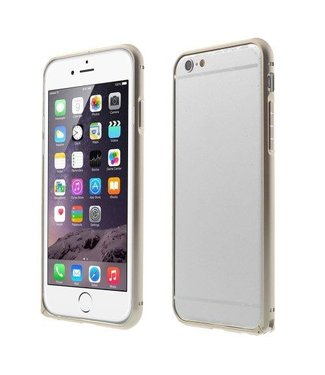 Aluminium Bumper iPhone 6(s) - Champagne