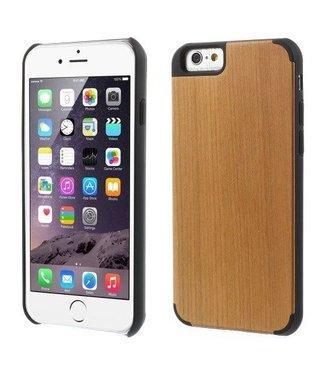 Houten Hardcase iPhone 6(s) - Kersen