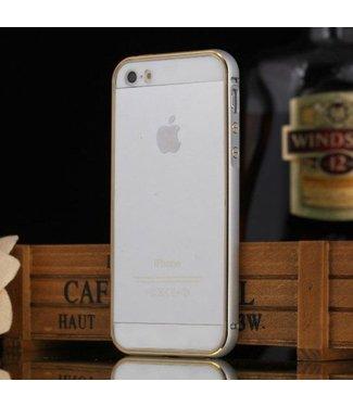Metalen bumper voor iphone 6 4,7 inch -Zilver