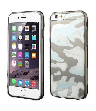 ZWC Army TPU/PC Hardcase iPhone 6(s) plus - Bruin