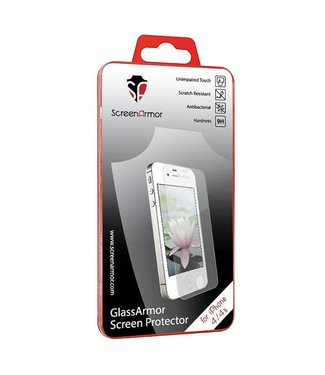 Screenarmor ScreenArmor iPhone 4(s) 0,3mm Gehard Glas