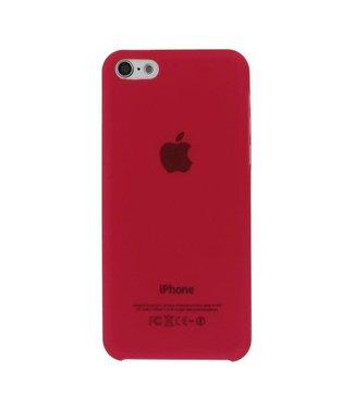 Mjoy Mjoy Clip on Ultra Thin iphone 5(s)/SE - Roze