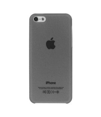 Mjoy Hardcase Ultra Dun iPhone 5c - Grijs - Mjoy