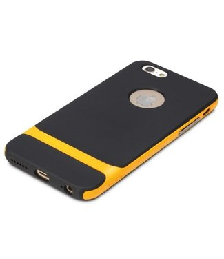 Rock TPU/Rubber Cover iPhone 6(s) - Geel