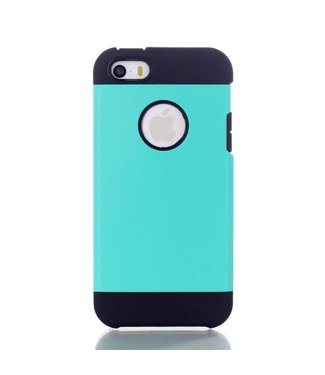 Moshi Hybride Hardcase iPhone 5(s)/SE - Cyaan