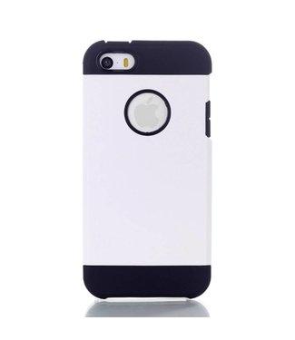 Moshi Hybride Hardcase iPhone 5(s)/SE 2016 - Wit
