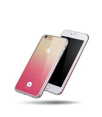 JLW JLW Gradient Hardcase iPhone 6(s) - Roze