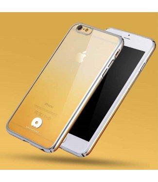 JLW JLW Gradient Hardcase iPhone 6(s) - Geel