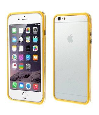 TVC TPU Combo Bumper iPhone 6(s) plus - Geel