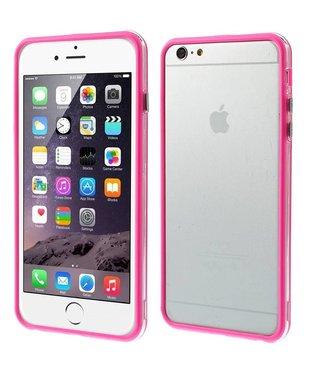 TVC TPU Combo Bumper iPhone 6(s) plus - Roze