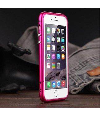 Luphie Luphie Aluminium Bumper iPhone 5(s)/SE - Roze