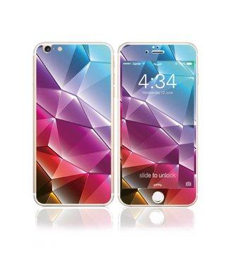 Fema Fema Gehard Glas Bescherming iPhone 6(s) plus - Diamanten