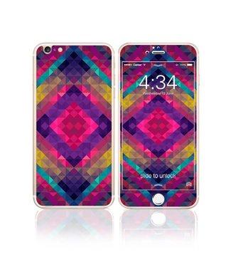 Fema Fema Gehard Glas Bescherming iPhone 6(s) plus - Driehoeken