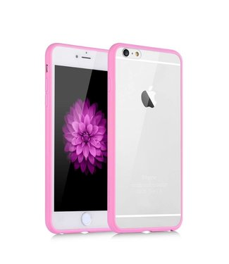 JLW TPU Combo Softcase iPhone 6(s) - Roze