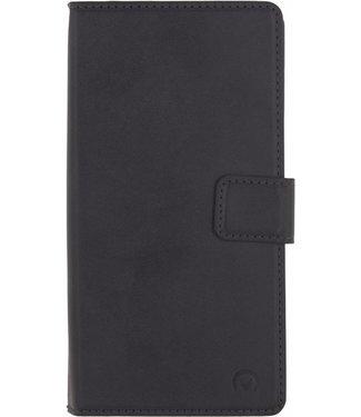 Mobilize Mobilize Classic Universal Wallet Hoes voor iPhone SE/ 5(s)/ 5C/ 4(s) - Zwart