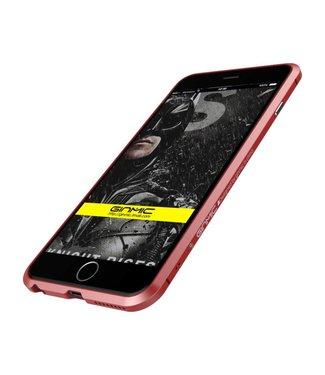 Ginmic Ginmic Aluminium Bumper iPhone 6(s) - Rood