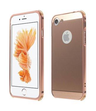 PC/Aluminium Hardcase iPhone 7/8 - Rosé Goud