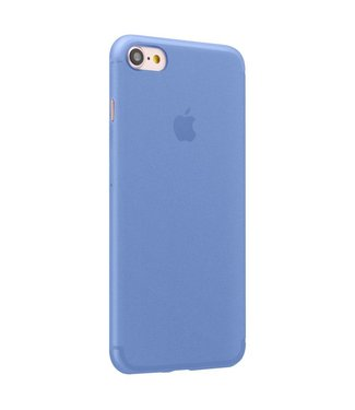 Baseus Baseus 0.5mm PC Hardcase iPhone 7/8 - Blauw