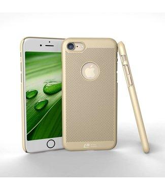 Loopee Loopee Geweven Hardcase iPhone 7/8 - Goud