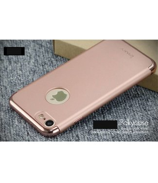 iPaky iPaky 3-in-1 Hardcase iPhone 7/8 - Rosé Goud