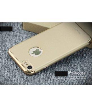 iPaky iPaky 3-in-1 Hardcase iPhone 7/8 - Goud